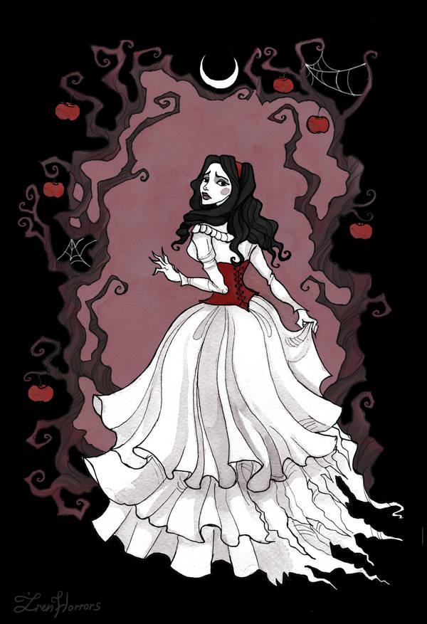 Snow White by IrenHorrors