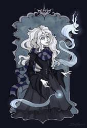 Luna Lovegood by IrenHorrors