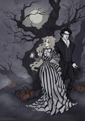 Sleepy Hollow by IrenHorrors