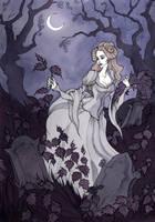 The Wild Swans (Eliza) by IrenHorrors