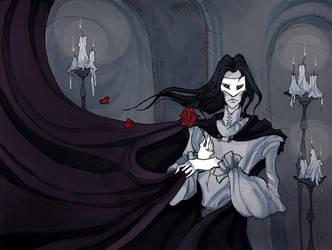 The Phantom of the Opera (Erik) by IrenHorrors