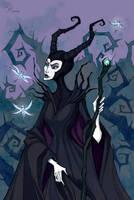Maleficent II by IrenHorrors
