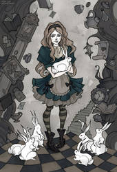 Alice by IrenHorrors