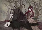 Spirits of Woods by IrenHorrors