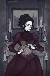 Vanessa Ives by IrenHorrors