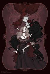 Carmilla by IrenHorrors