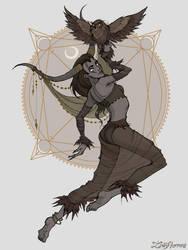 Taurus by IrenHorrors