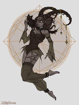 Capricorn by IrenHorrors