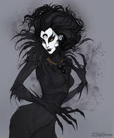 Harpy Witch by IrenHorrors