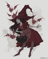 Crafty little demons by IrenHorrors