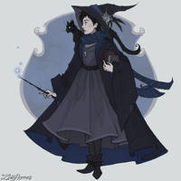 New Student by IrenHorrors