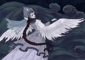 Tsarevna Lebed by IrenHorrors