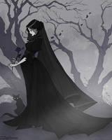 Iris von Everec (Witcher3) by IrenHorrors