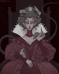 Drawlloween Rats by IrenHorrors