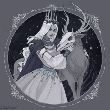 Yuletide by IrenHorrors