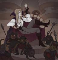 Jareth the Goblin King by IrenHorrors