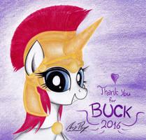 Britannia BUCK 2016 by TheChrisPony