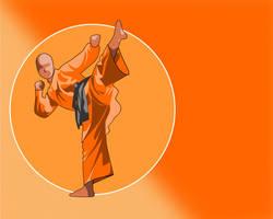 Kung Fu Power by Matuzalein