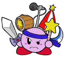 Kirby by fryguy64