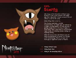 Nintober 015. Scarfy by fryguy64