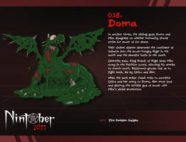 Nintober 018. Doma by fryguy64