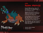 Nintober 039. Queen Metroid by fryguy64