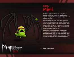 Nintober 062. Mimi by fryguy64