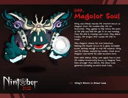 Nintober 067. Magolor Soul by fryguy64