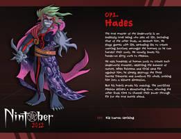 Nintober 071. Hades by fryguy64