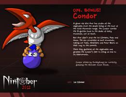 Nintober 074. Condor by fryguy64