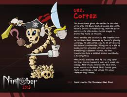 Nintober 082 - Cortez by fryguy64