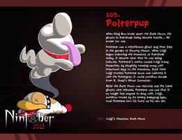Nintober 105. FINALE - Polterpup by fryguy64