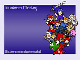 Famicom Medley by fryguy64