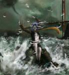 Riley Van de Graaff: Storm by TheoEvans