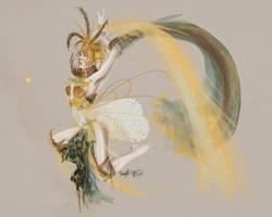 Angler by Calliopie