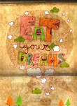 eat my dreams by imadawwas