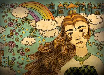 princess star by imadawwas