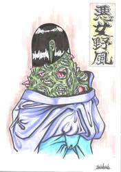 Akujo Nokaze by ShotaKotake