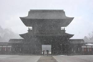 Zuiryuzi Temple by ShotaKotake
