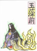 Tamamonomae by ShotaKotake