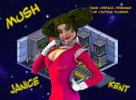 FanArt Mush - Janice by Luckytrefle