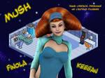 FanArt Mush - Finola by Luckytrefle