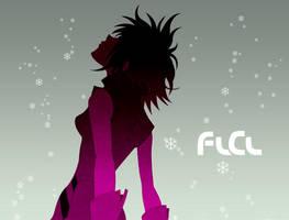 FLCL by Manawua