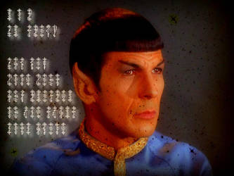 R.I.P Spock by VulcanSarek22