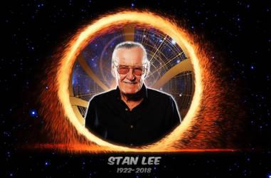RIP Stan Lee 3 by VulcanSarek22