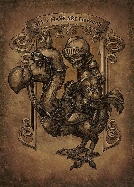 The Fool by Snugglestab