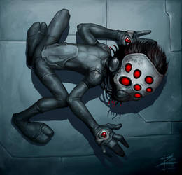 Spider Cultist by Snugglestab
