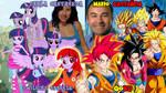 Legado de Doblaje, Magia y Poder Super Saiyajin by gonzalossj3