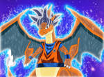Mega Goku-Charizard Y Migatte no Gokui by gonzalossj3
