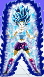Twilight Sparkle Super Saiyajin God SS Evolution by gonzalossj3